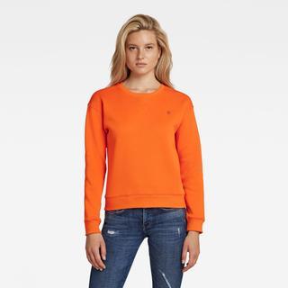 Premium Core Sweater - Oranje - Dames