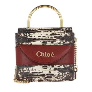 Cross Body Bags - Mini Aby Shoulder Bag Leather Sepia Brown in bruin voor dames