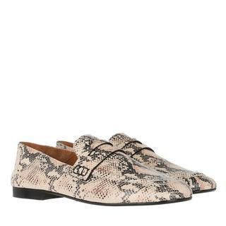 Loafers & ballerina schoenen - Exotic Story Loafers in Quarz voor dames