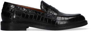 Zwarte Loafers 4110