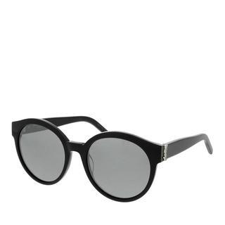 Zonnebrillen - SL M31-002 54 Sunglass WOMAN ACETATE in zwart voor dames