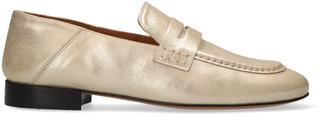 Gouden Loafers Tl-12620