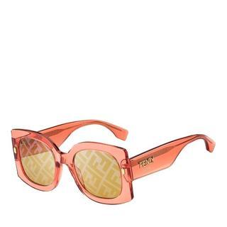 Zonnebrillen - FF 0436/G/S in orange voor dames