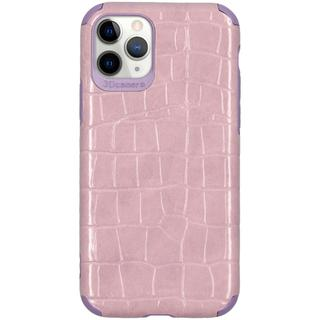 Apple iPhone 11 Pro Hoesje: Croco Softcase Backcover