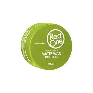Green Matt Hair Wax