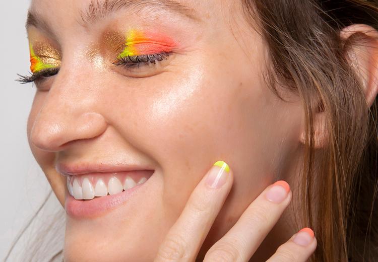 De french manicure is terug (maar anders dan je denkt)