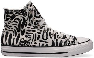 Zwarte Hoge Sneaker Chuck Taylor All Star Hi
