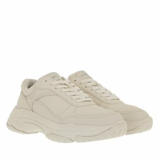 Sneakers - Chunky Laceup Sneaker Wn in white voor dames