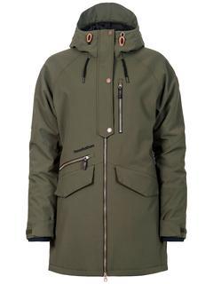 Pola Jacket olive