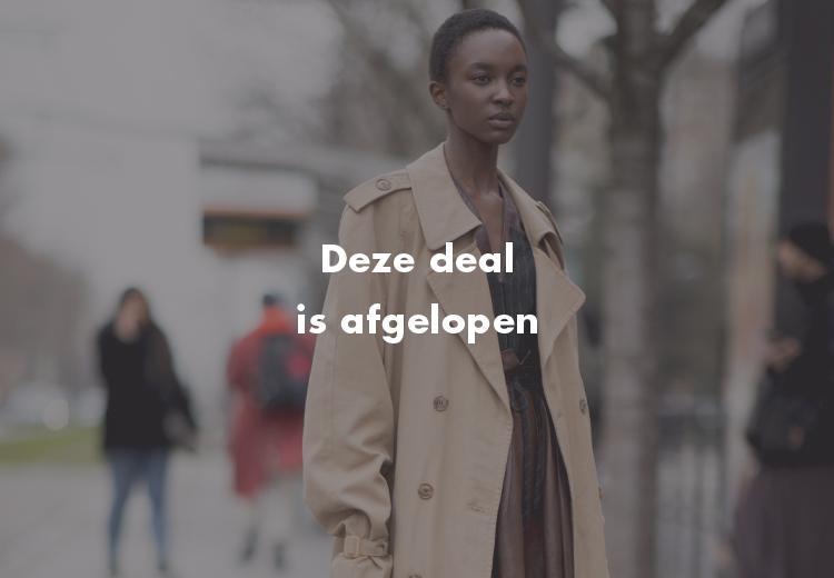 €25 korting op je nieuwe jas bij Van Tilburg