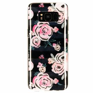 Samsung Galaxy S8 Hoesje: Metallic Softcase Backcover