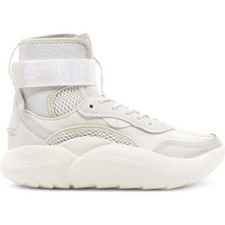 LA Cloud Hi Sneaker voor Dames in Gardenia