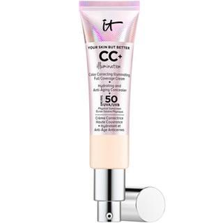 Cc Cream Illumination Spf 50 CC+ CREAM ILLUMINATION SPF 50+