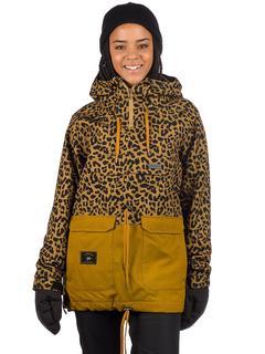 Prowler Jacket cheetah / tobacco