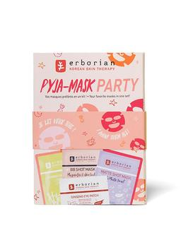 Pyja-Mask Party Sheet Mask Kit - 4 x 14 g