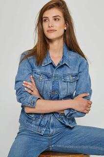 Chelsea Jacket Vintage Blue