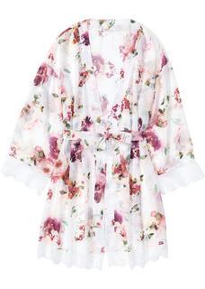 Dames kimono in roze