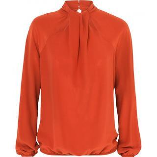 blouse 2s1937-10424 in het Roest