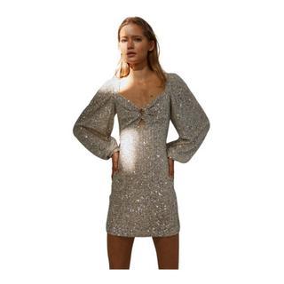 Luster Mini Dress