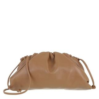 Clutches - The Mini Pouch in bruin voor dames