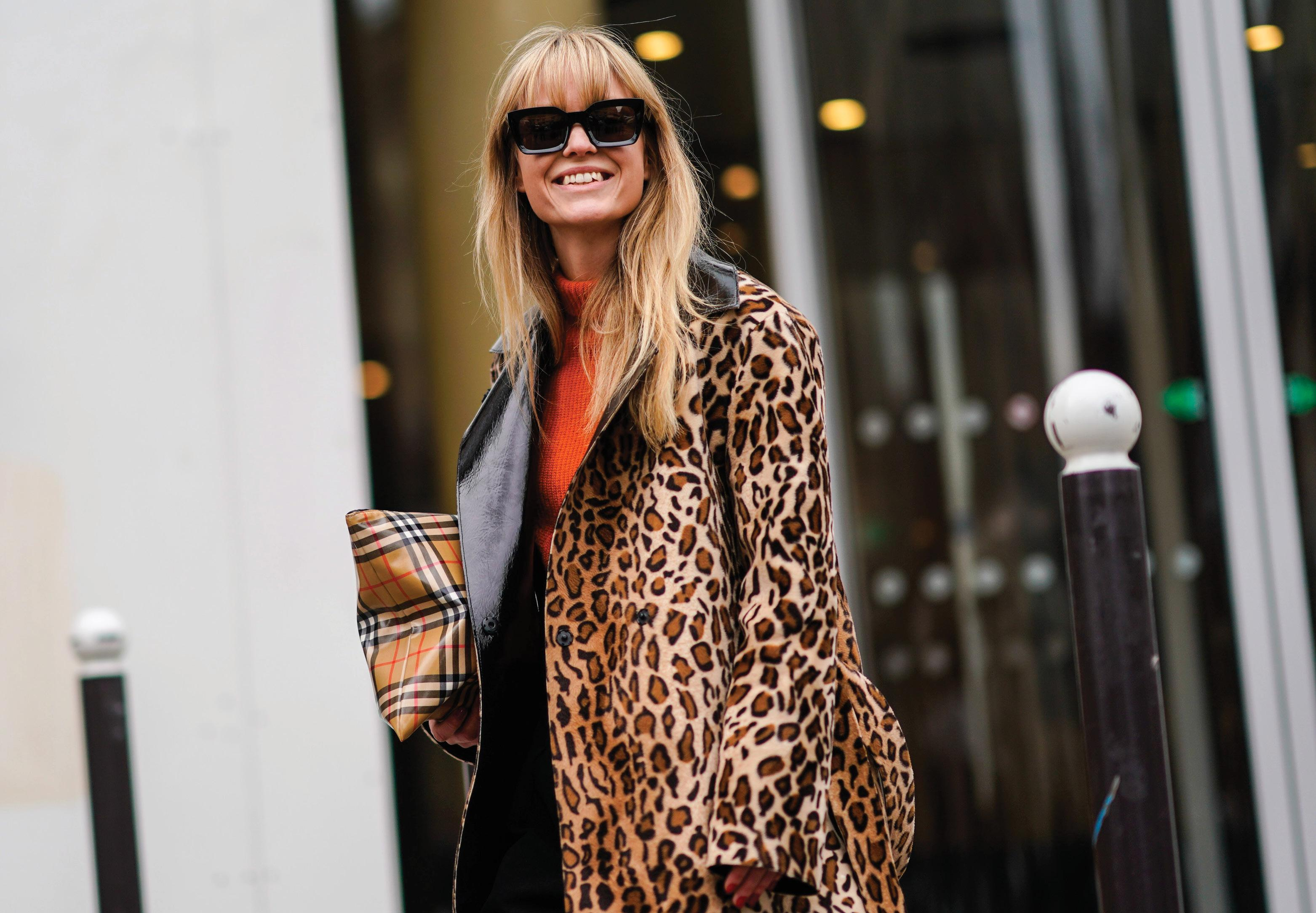 Hoe draag je stijlvol de luipaardprint?