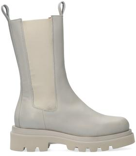 Witte Chelsea Boots Tl-12577
