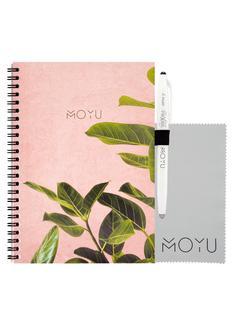 Uitwisbaar Notitieboek Ringband A5 (2.0) Pink Planter | Uitwisbaar Steenpapier