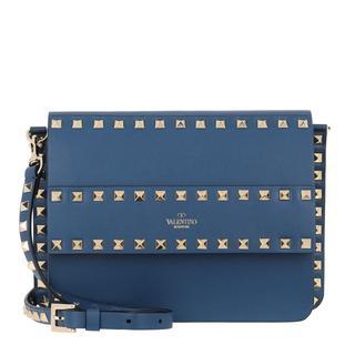 Cross Body Bags - Rockstud Crossbody Bag Small Multi in blauw voor dames - Gr. Small