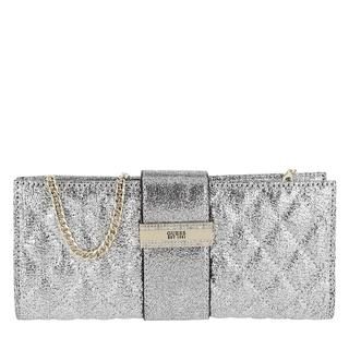 Cross Body Bags - Highlight Wristlet Clutch Silver in zilver voor dames