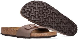 Bruine Papillio Slippers Madrid