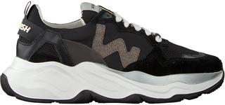 Zwarte Lage Sneakers Futura Dames