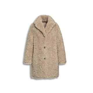 Coat teddy