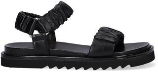 Zwarte Sandalen 2752