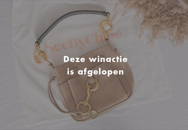 Schrijf je in & win een See By Chloé tas t.w.v. €325