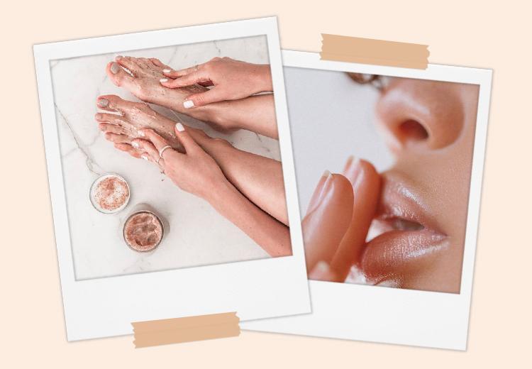 DIY: natuurlijke scrub voor je lichaam, gezicht en lippen