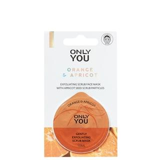 Masks Zacht Exfoliërend Masker - Orange & Apricot