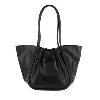- Large Ruched Tote in zwart voor dames