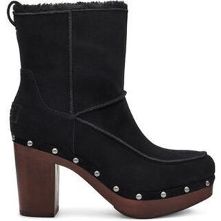 Kouri Laarzen voor Dames in Black