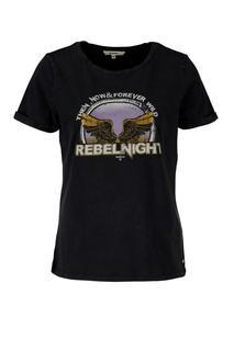 t-shirt zwart pg 100300