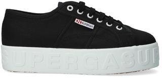 Zwarte Lage Sneakers 2790 3d Lettering