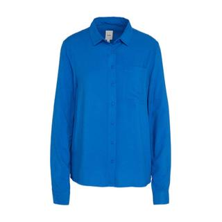 blouse IHMAIN blauw