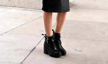 De beste black boots van de straat