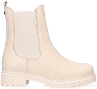 Witte Chelsea Boots Julie 1