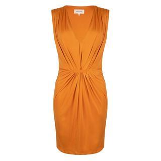 Gedrapeerde jurk