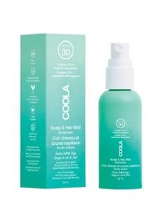 Scalp & Hair Mist Organic Sunscreen SPF30 - zonnebrand voor het haar