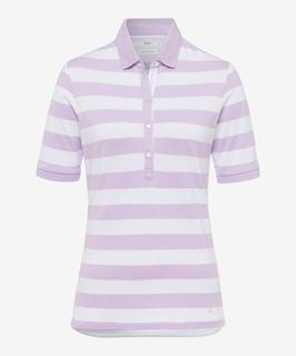 Dames Shirt Style Cleo paars