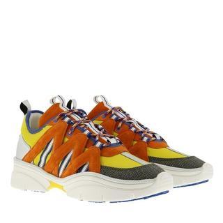 Sneakers - Kinbee Sneakers in yellow voor dames