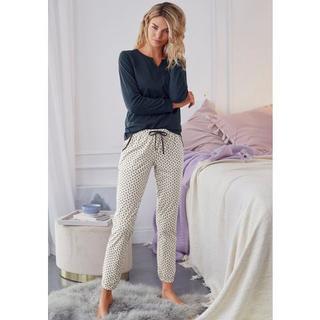 Pyjamabroek met all-over print