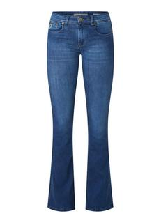 Melrose mid waist flared fit jeans