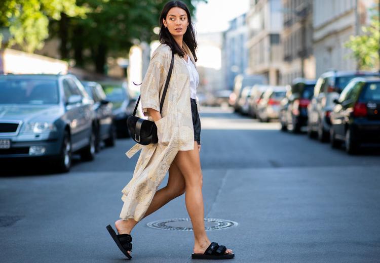 3 manieren om een kimono te dragen